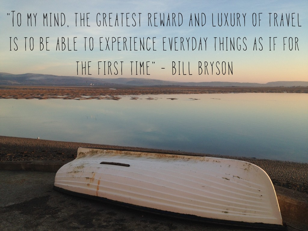 Travel quotes to give you itchy feet!