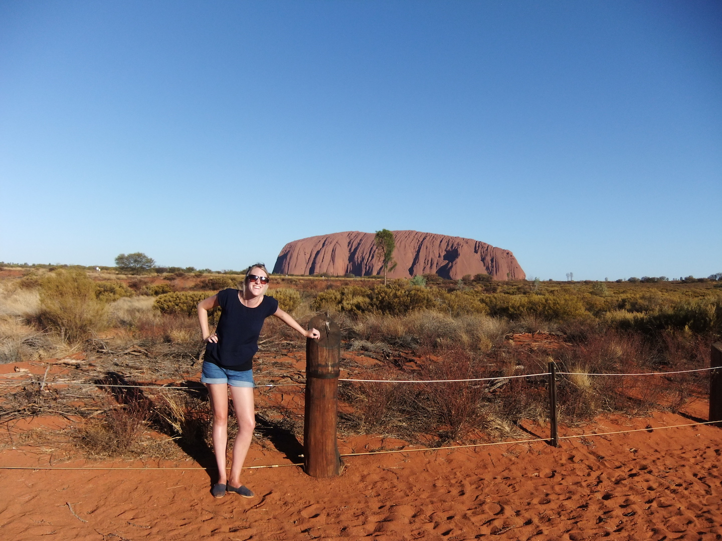 Stories from a red rock