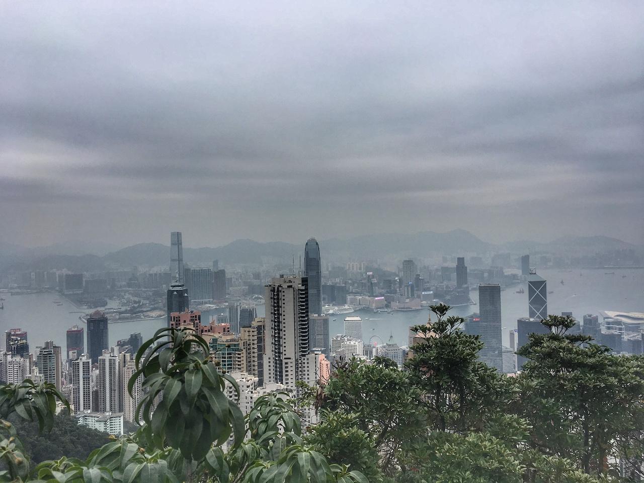 Stories from hong kong