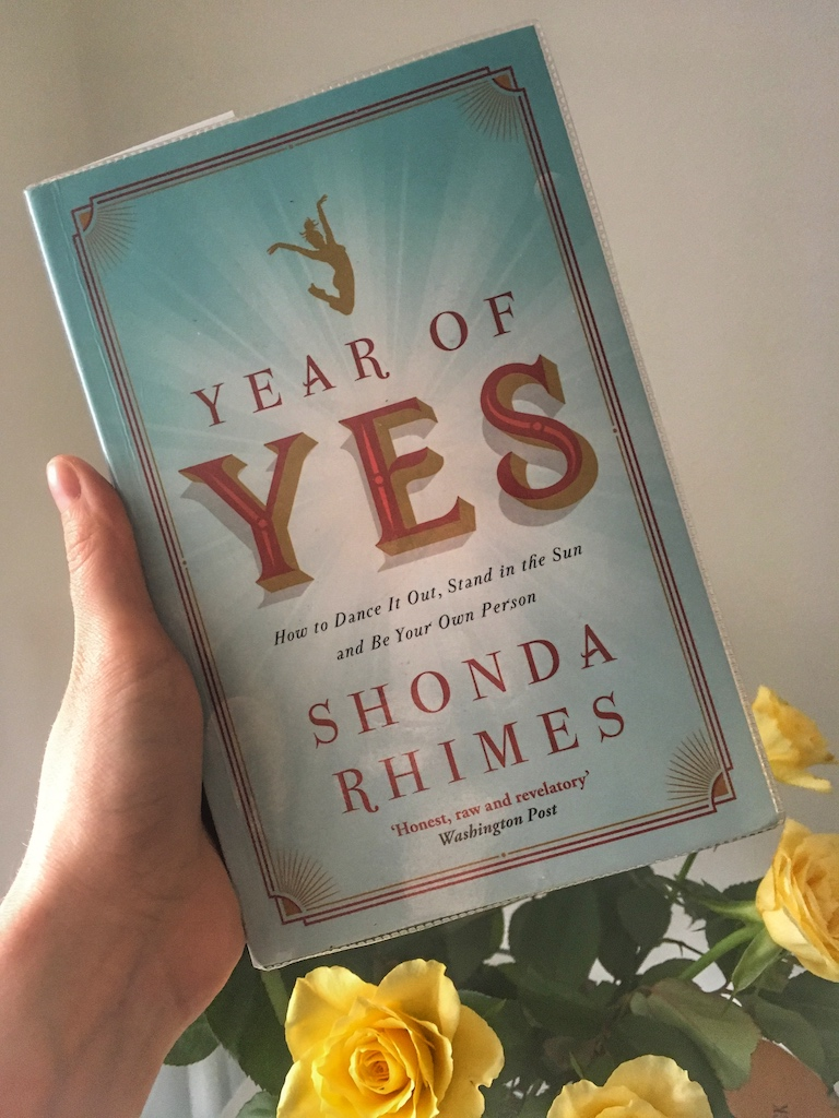 How to have a year of yes