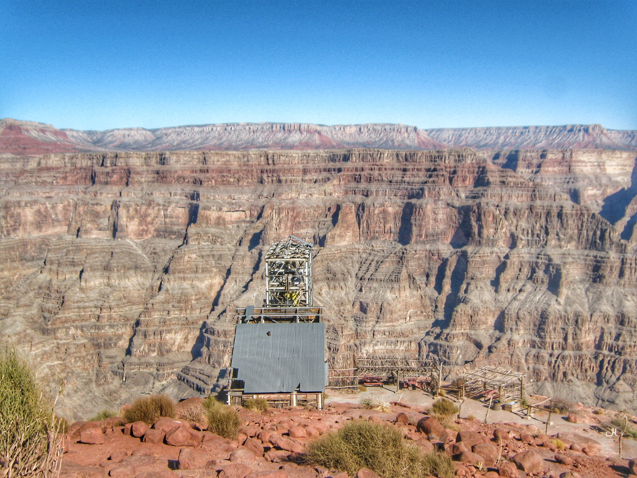 Stories from the grand canyon