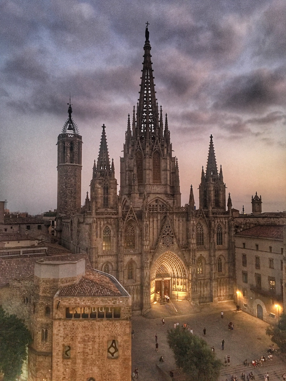 Stories from Barcelona