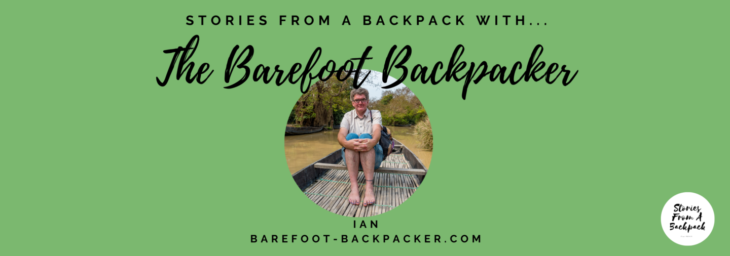 Stories with the barefoot backpacker