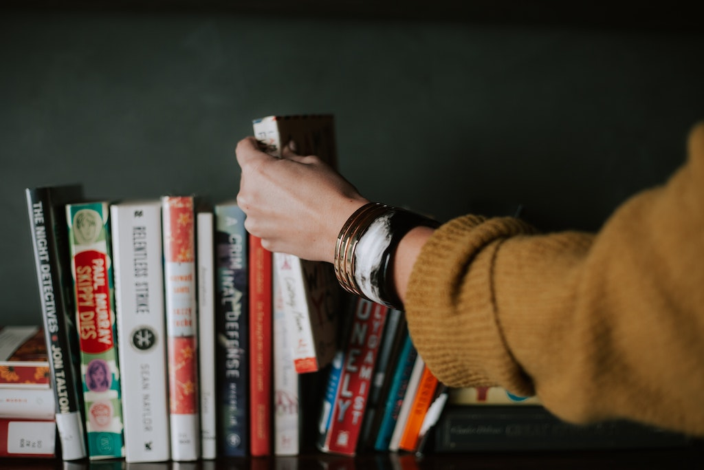 Stories from a book club #6