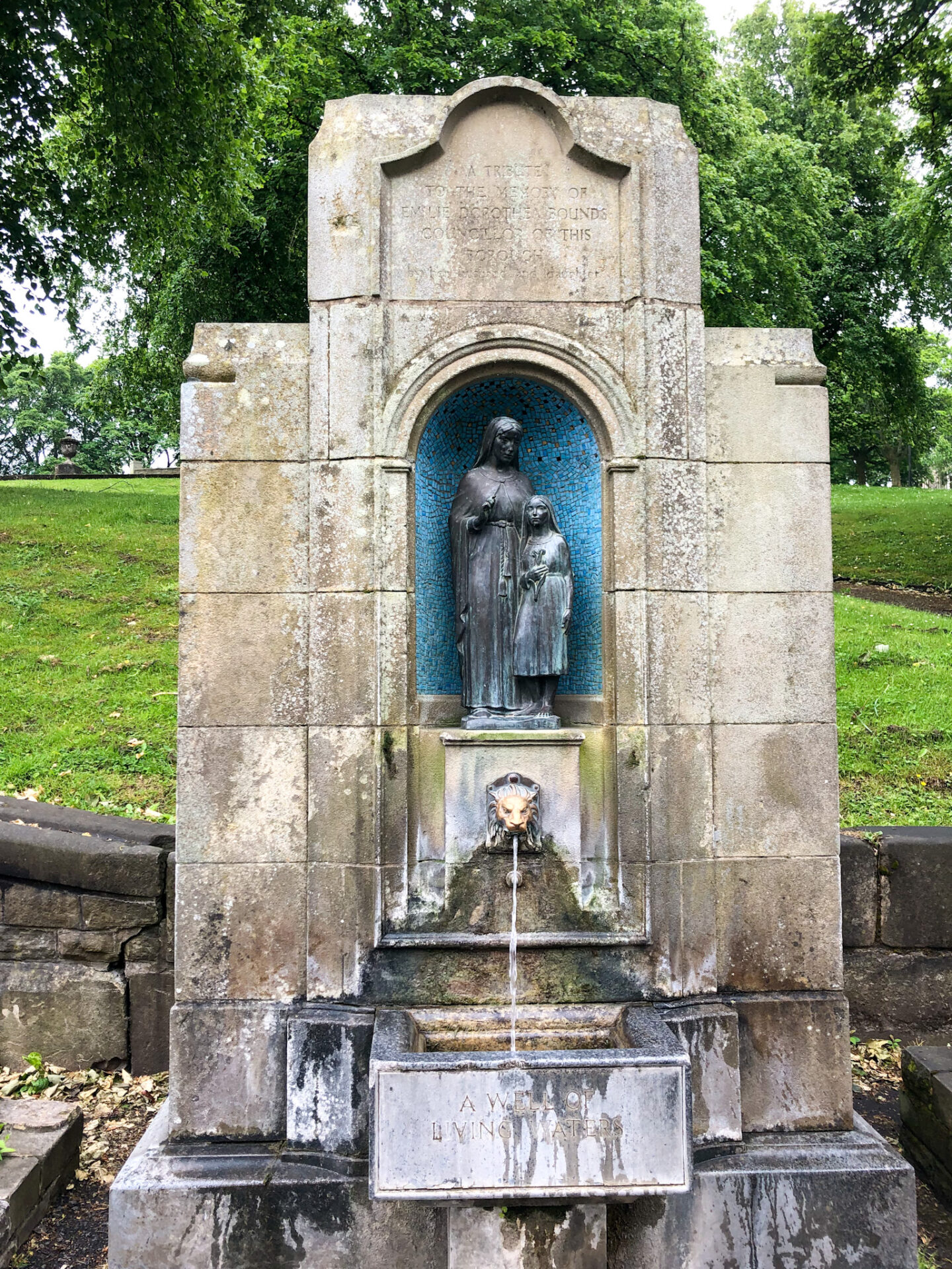 Stories from buxton water