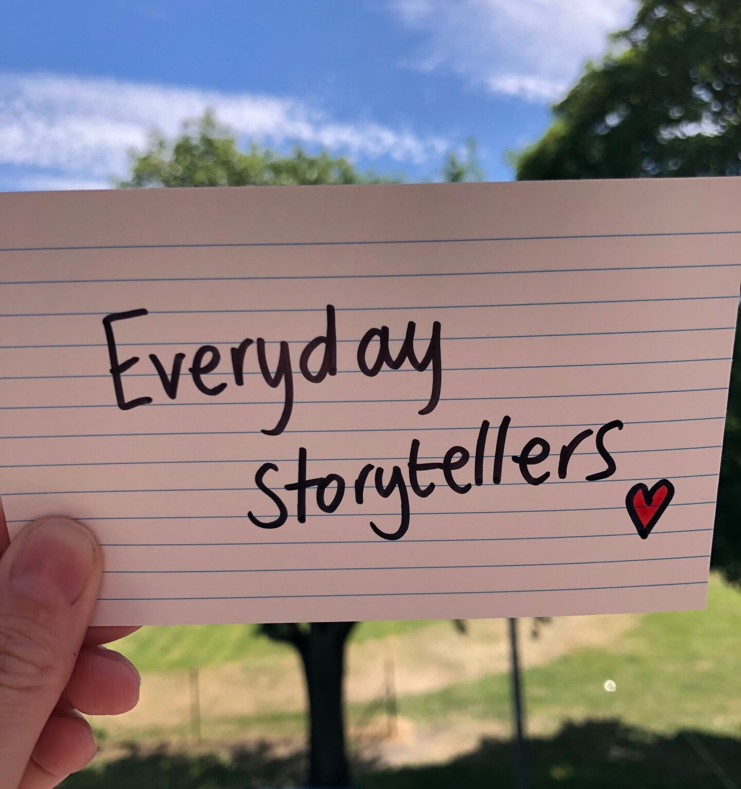 Everyday Storytellers Picture