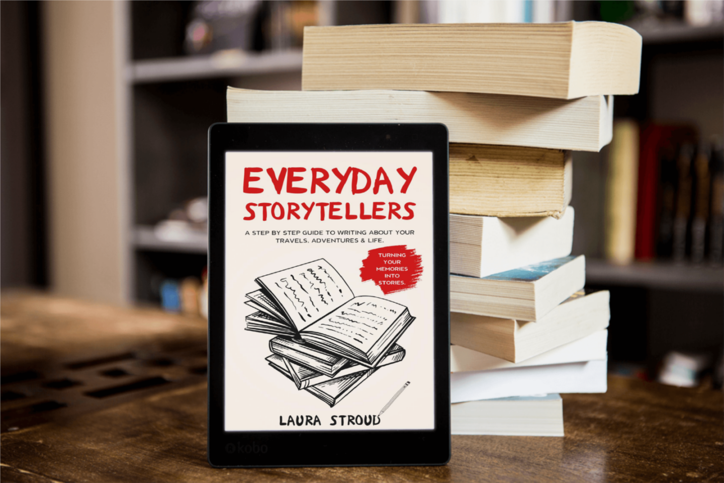 how to become an everyday storyteller